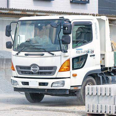 柳川建材店の仕事